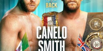 """""""Canelo"""" Álvarez  regresa al ring, en diciembre se enfrentará al inglés Callum Smith 14"""