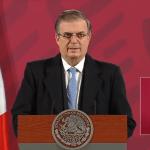 """""""Se habrá de hacer justicia conforme a lo que la ley mexicana dispone"""": Ebrard sobre caso Cienfuegos 5"""
