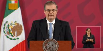 """""""Se habrá de hacer justicia conforme a lo que la ley mexicana dispone"""": Ebrard sobre caso Cienfuegos 12"""