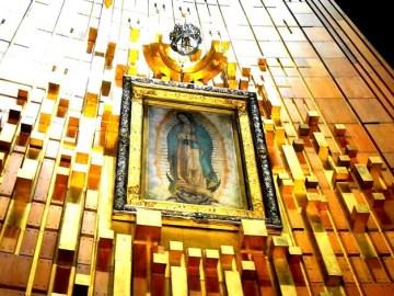Basílica de Guadalupe registra gran afluencia de visitantes a días del cierre 2