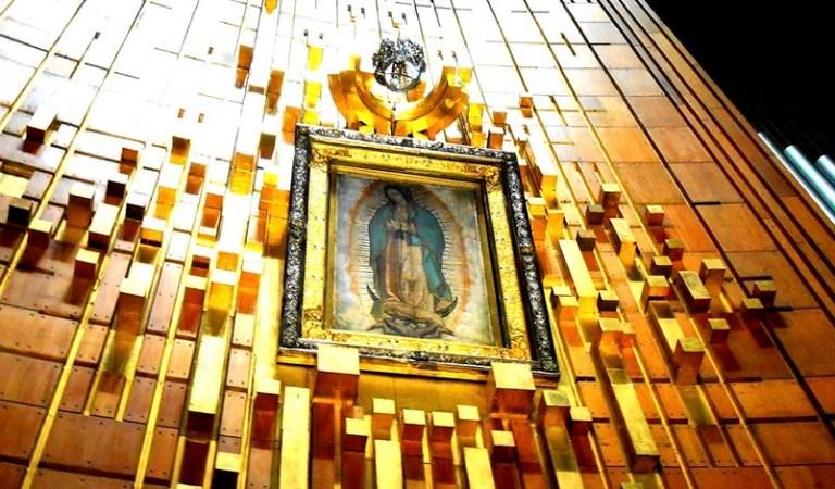 Basílica de Guadalupe registra gran afluencia de visitantes a días del cierre