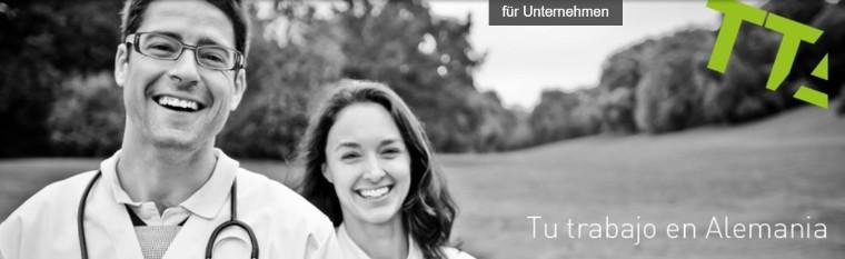 TTA Personal GmbH consultora de recursos humanos líder en contratación de personal médico, ofrece trabajo y formación para enfermeros en Alemania 4