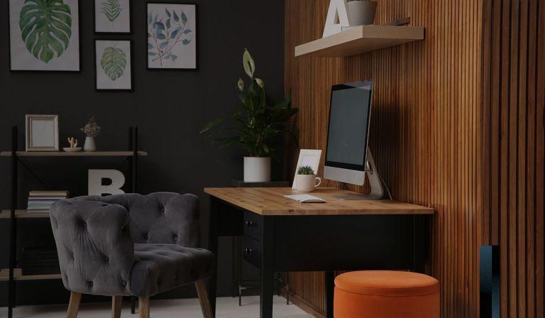 Adaptar espacios, la forma más sustentable de trabajar en casa, según Terza 1