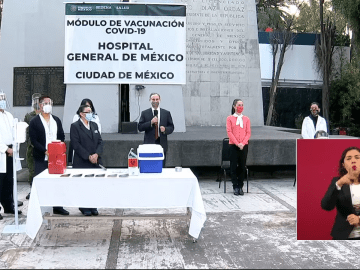 Inicia campaña de vacunación contra Covid-19 2