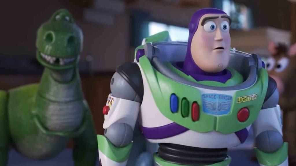 """Pixar anuncia """"Lightyear"""", la película que contará la historia del origen de Buzz Lightyear 4"""