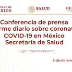 México alcanza las 109 mil 456 muertes por Covid-19 5