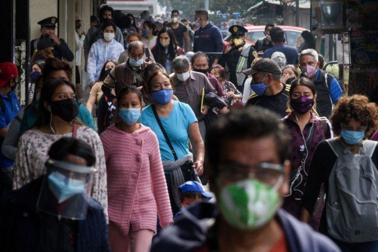 Este 28 de diciembre, México suma 122 mil 855 muertes por Covid-19 1