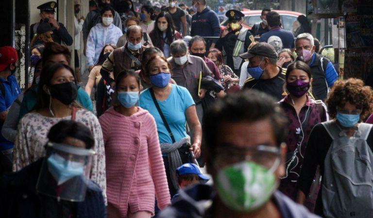 Este 28 de diciembre, México suma 122 mil 855 muertes por Covid-19