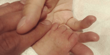 Ya nació María Paula, la primera hija de la ex RBD Dulce María 4