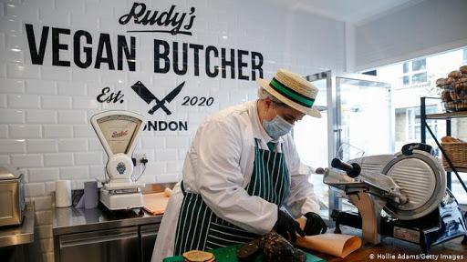 Conoce  la primera carnicería vegana de Reino Unido 1