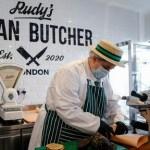 Conoce la primera carnicería vegana de Reino Unido 6
