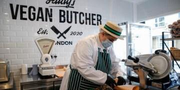 Conoce  la primera carnicería vegana de Reino Unido 11