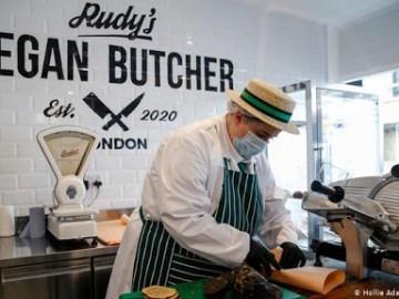 Conoce  la primera carnicería vegana de Reino Unido 8