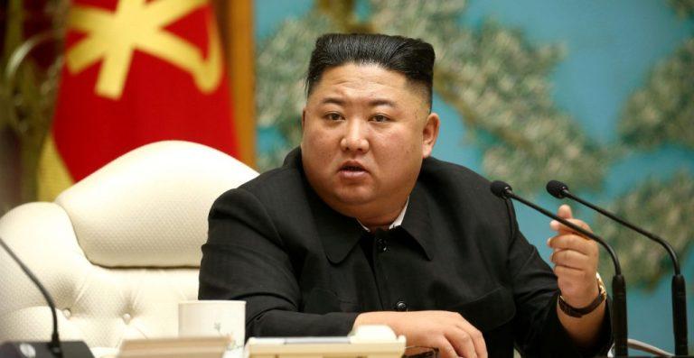 El líder norcoreano Kim Jong- Un recibió vacuna experimental contra Covid-19 1