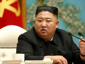 El líder norcoreano Kim Jong- Un recibió vacuna experimental contra Covid-19 9