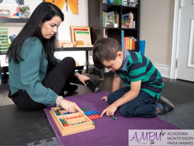 Homeschool Montessori Ángela Yepez, entrenamiento para mamás con un exitoso método educativo desde casa 4
