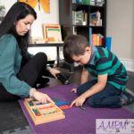 Homeschool Montessori Ángela Yepez, entrenamiento para mamás con un exitoso método educativo desde casa 1