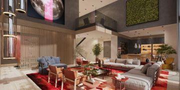 Se da a conocer el penthouse de Brickell Flatiron, uno de los más altos rascacielos de Miami 12