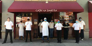 Por Covid-19, Café La Pagoda anuncia su cierre indefinido 12