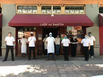 Por Covid-19, Café La Pagoda anuncia su cierre indefinido 9
