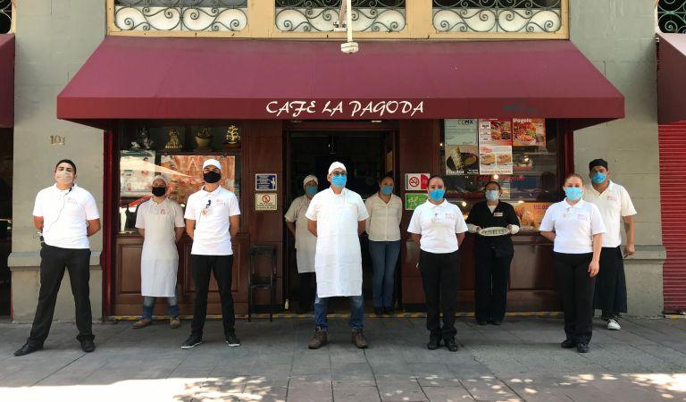 Por Covid-19, Café La Pagoda anuncia su cierre indefinido