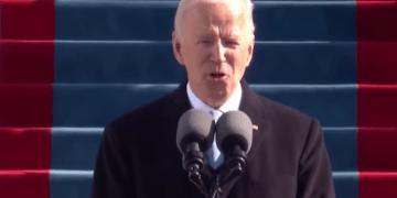 Ofrece Joe Biden su primer discurso como presidente de EU 1