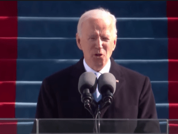 Ofrece Joe Biden su primer discurso como presidente de EU 4