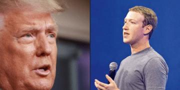 """Anuncia Mark Zuckerberg la suspensión """"indefinida"""" de las cuentas de Facebook e Instagram del aún presidente de EU, Donald Trump 12"""