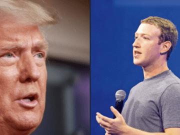 """Anuncia Mark Zuckerberg la suspensión """"indefinida"""" de las cuentas de Facebook e Instagram del aún presidente de EU, Donald Trump 7"""