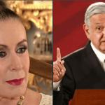 """Laura Zapata pide a Twitter que suspenda la cuenta de AMLO; """"No queremos su dictadura"""", dice la hermana de Thalía 5"""