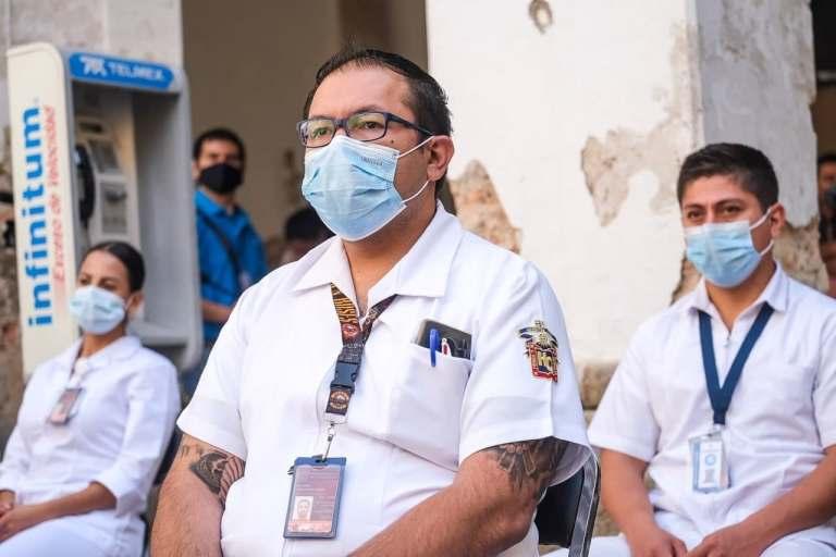 A partir de este año, el Día de la Enfermera y el Enfermero se celebrará el 12 de mayo y no el 6 de enero 1