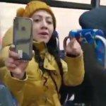 Conoce a #LadyMeVale, mujer agresiva que se niega a usar cubrebocas en el transporte público en Metepec (video) 9