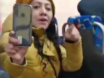 Conoce a #LadyMeVale, mujer agresiva que se niega a usar cubrebocas en el transporte público en Metepec (video) 5