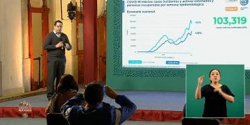 México alcanza las 150 mil 263 defunciones por Covid-19 6