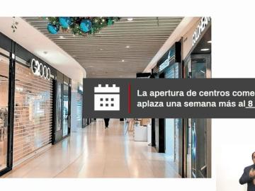Reapertura de centros comerciales en CDMX se aplaza hasta el 8 de febrero 7
