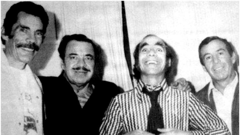 """Muere Antonio """"Ratón"""" Valdés, el último integrante de la dinastía de los Valdés 1"""