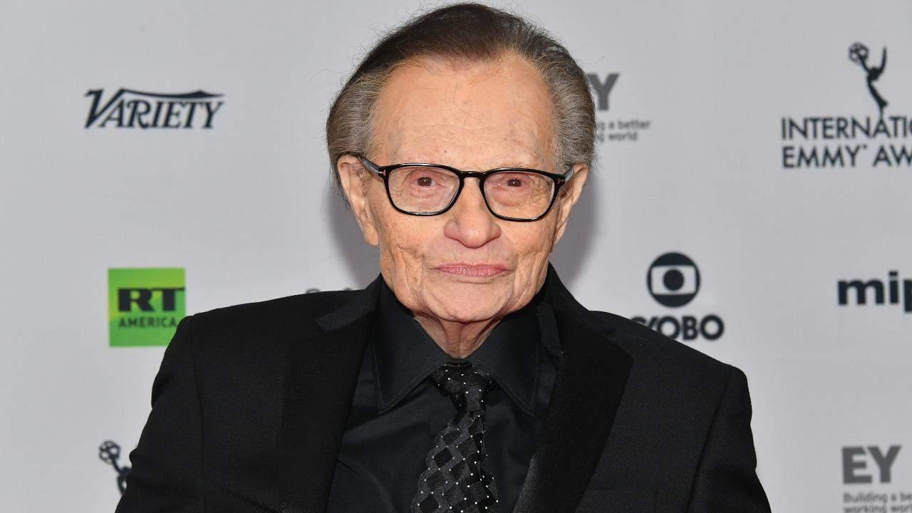 Muere a los 87 años Larry King, presentador y leyenda de la televisión estadounidense