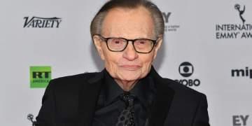 Muere a los 87 años Larry King, presentador y leyenda de la televisión estadounidense 11