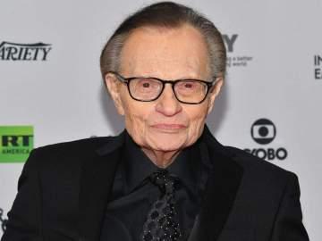 Muere a los 87 años Larry King, presentador y leyenda de la televisión estadounidense 8