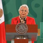 Agradece Sánchez Cordero muestras de apoyo y solidaridad hacia AMLO 1