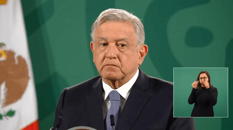 """""""No se puede modificar la política migratoria de un día para otro"""": AMLO 1"""