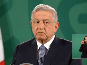 """""""No se puede modificar la política migratoria de un día para otro"""": AMLO 9"""