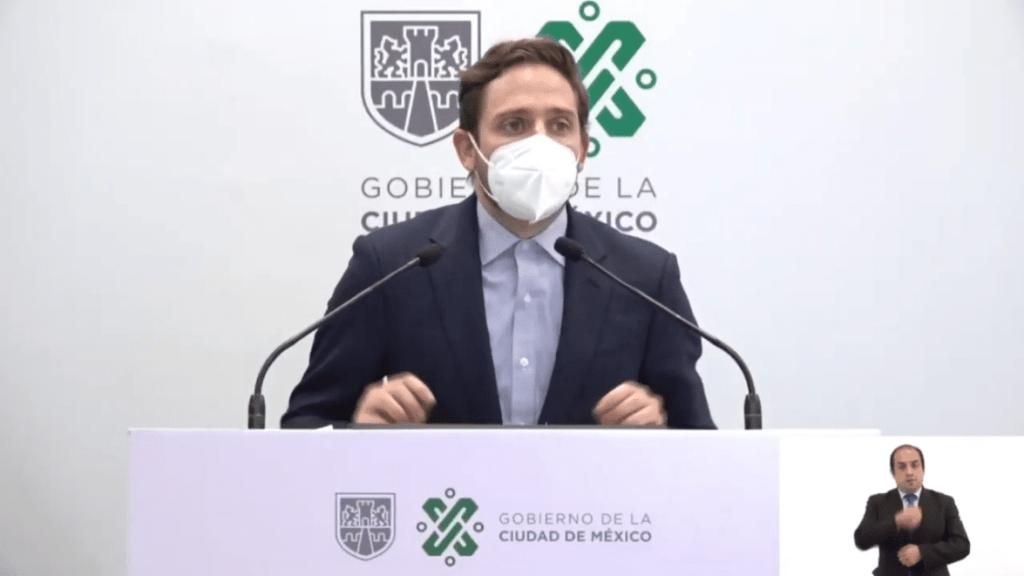 """CDMX permanece en semáforo naranja """"Sin bajar la guardia"""" 4"""