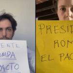 """""""Presidente rompa el pacto"""", exigen a AMLO en redes sociales por el caso Salgado Macedonio 2"""