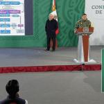 Desea AMLO pronta recuperación al secretario de la Defensa, quien informó que es positivo a Covid-19 5