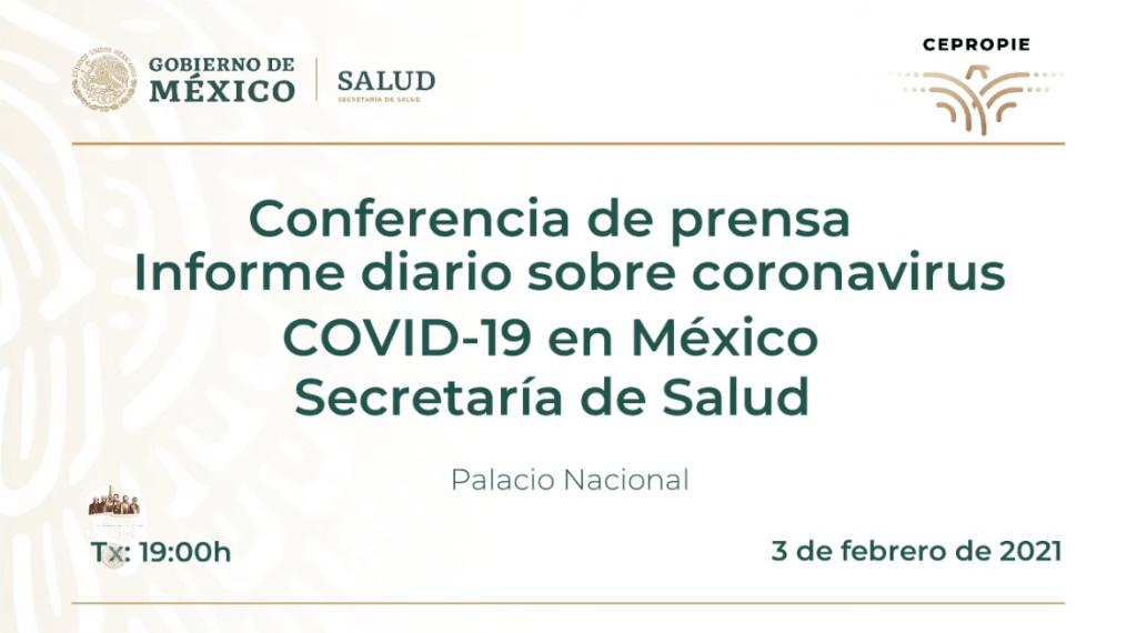 México alcanza las 161 mil 240 muertes por Covid-19 4