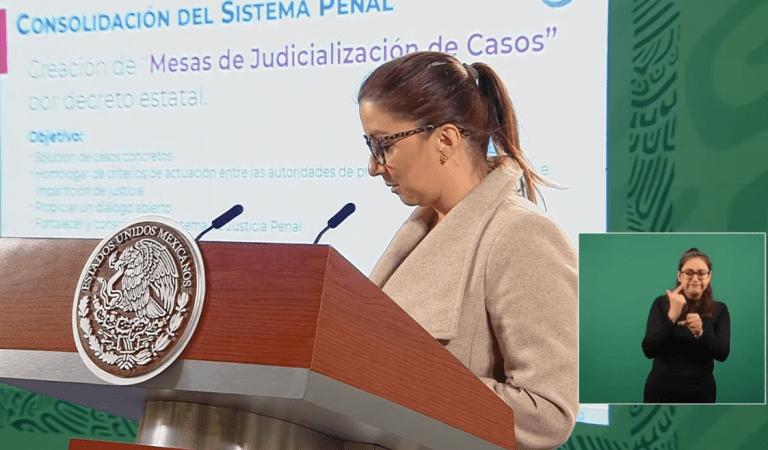En México se ha preliberado a 3, 332 reclusos en medio de la pandemia