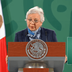 """""""Yo no tengo ninguna expectativa de esa naturaleza""""; así rechaza Sánchez Cordero buscar la presidencia en el 2024 6"""
