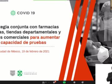 Farmacias, tiendas departamentales y centros comerciales realizarán pruebas rápidas de Covid-19 gratuitas 8