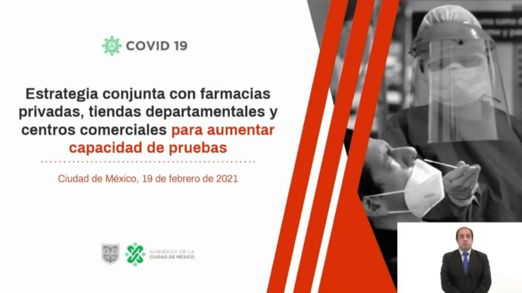 Farmacias, tiendas departamentales y centros comerciales realizarán pruebas rápidas de Covid-19 gratuitas 4